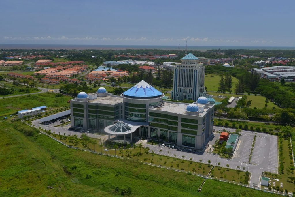 New Mukah administrative centre
