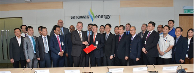 Sarawak Energy signs RM1 billion Contract